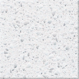 Technistone Crystal Quartz White