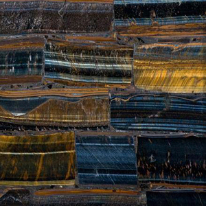 CaesarStone 8616 Blue Tiger Eye